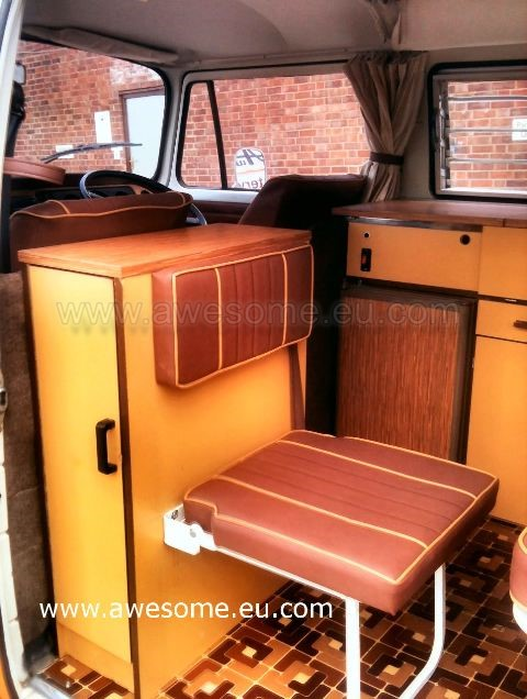 T2 Volkswagen Campervan