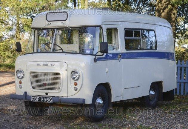 1969 BMC Ambulance