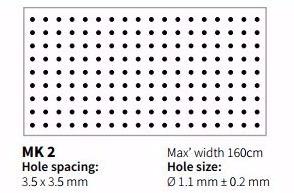 Perforation MK2
