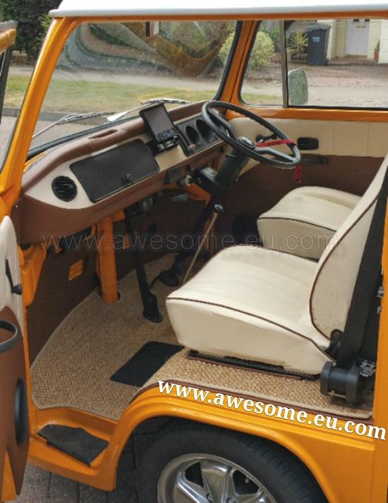 T2 Volkswagen Campervan AC2