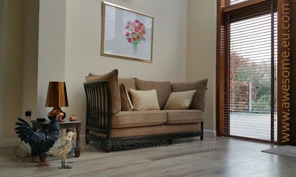 G-Plan two seater sofa