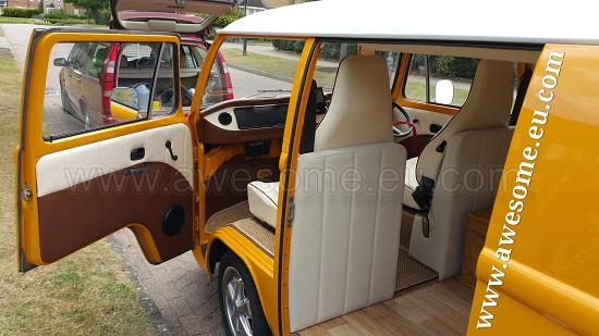 T2 Volkswagen Campervan AC3