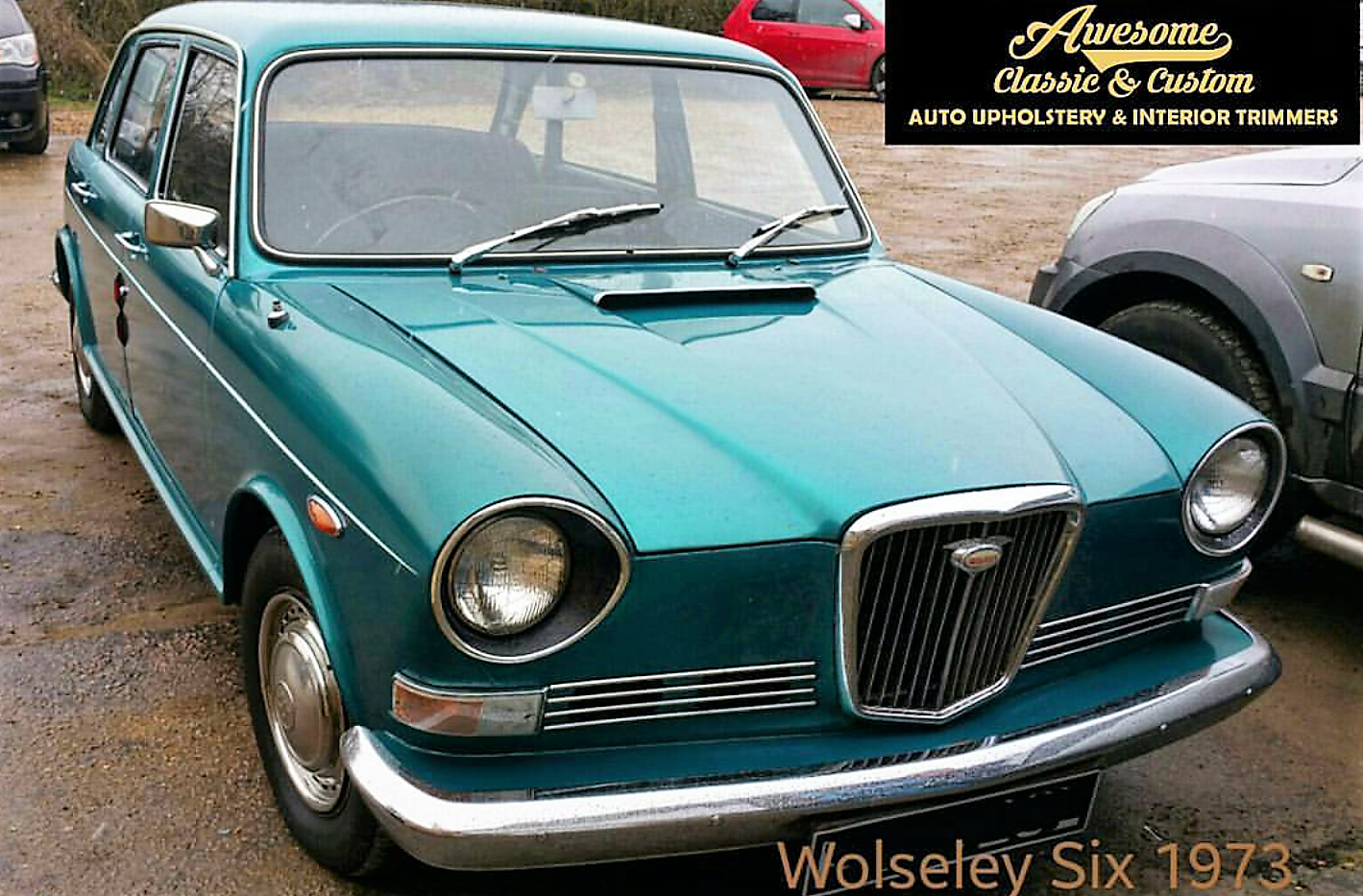 Wolseley Six 1973