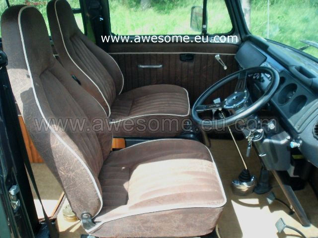 T2 Volkswagen Campervan SM3