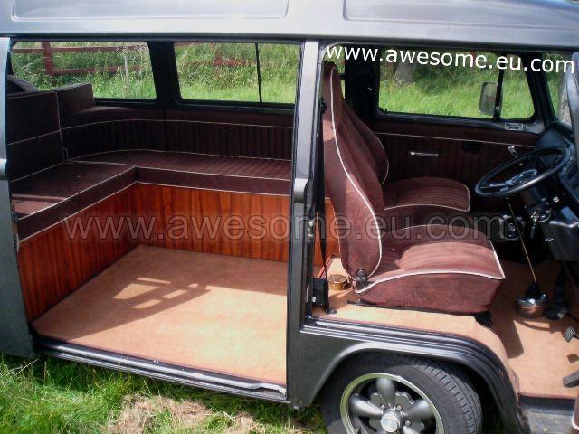 T2 Volkswagen Campervan SM5