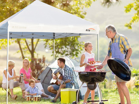 Tips for Securing Your Pop-Up Canopy