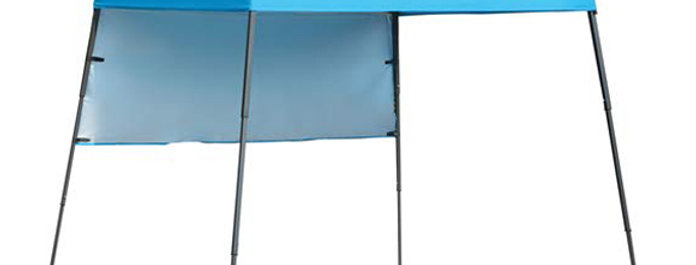 Part G - Fabric Canopy Top With Wall