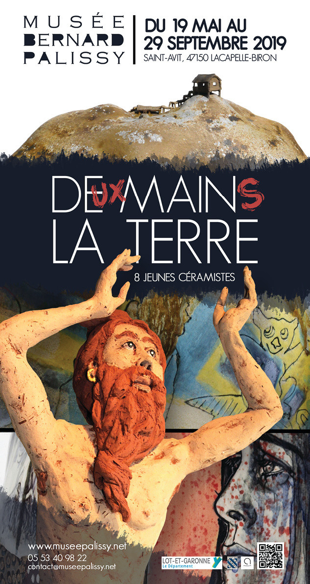 De(ux)Main(s) La Terre - Musée Bernard Palissy