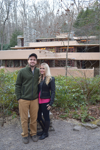 Tour at Fallingwater