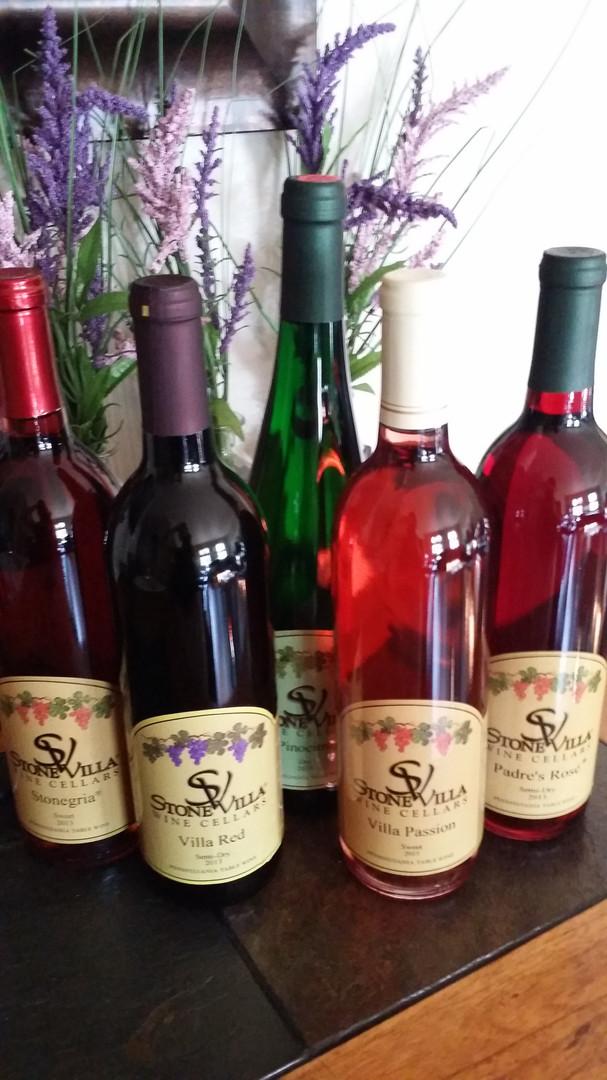 Stone Villa Wines