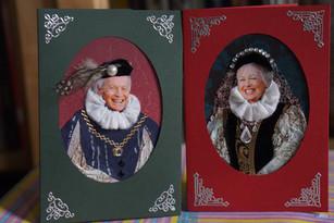 Couple more Birthdays - Tudor theme