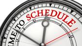 Schedule X