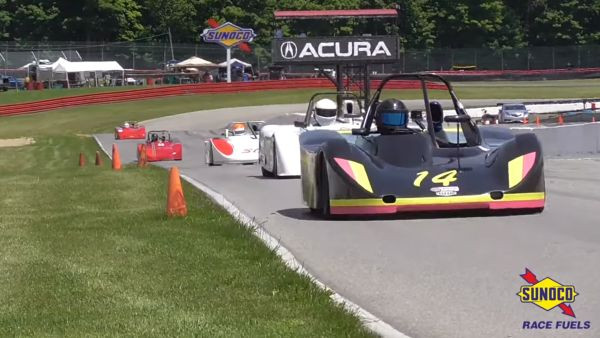 SVRA Vintage Grand Prix Mid-Ohio   June/ 22 & 23 /2019