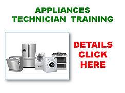 APPLIANCE REPAIR TECHNICIAN TRAINING