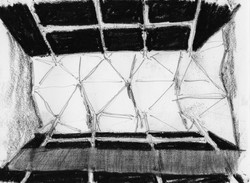 Roof prosthesis sketch