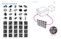 Facade panelization concept