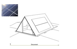 Solar panels added
