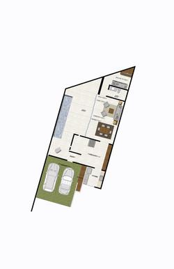 Casa M ground floor
