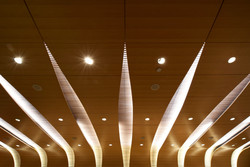 Lecture Hall ceiling