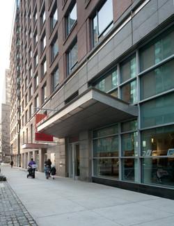 NYPL entrance