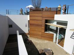 Casa S patio