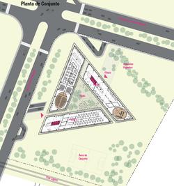 Site/ground floor plan