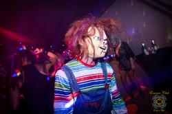 Essence club halloween heme costume 2