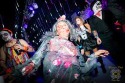 Halloween Party dancing