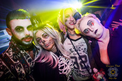 Halloween at essence club