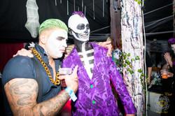 Halloween design party