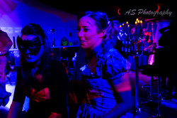 Essence club scene bewitching