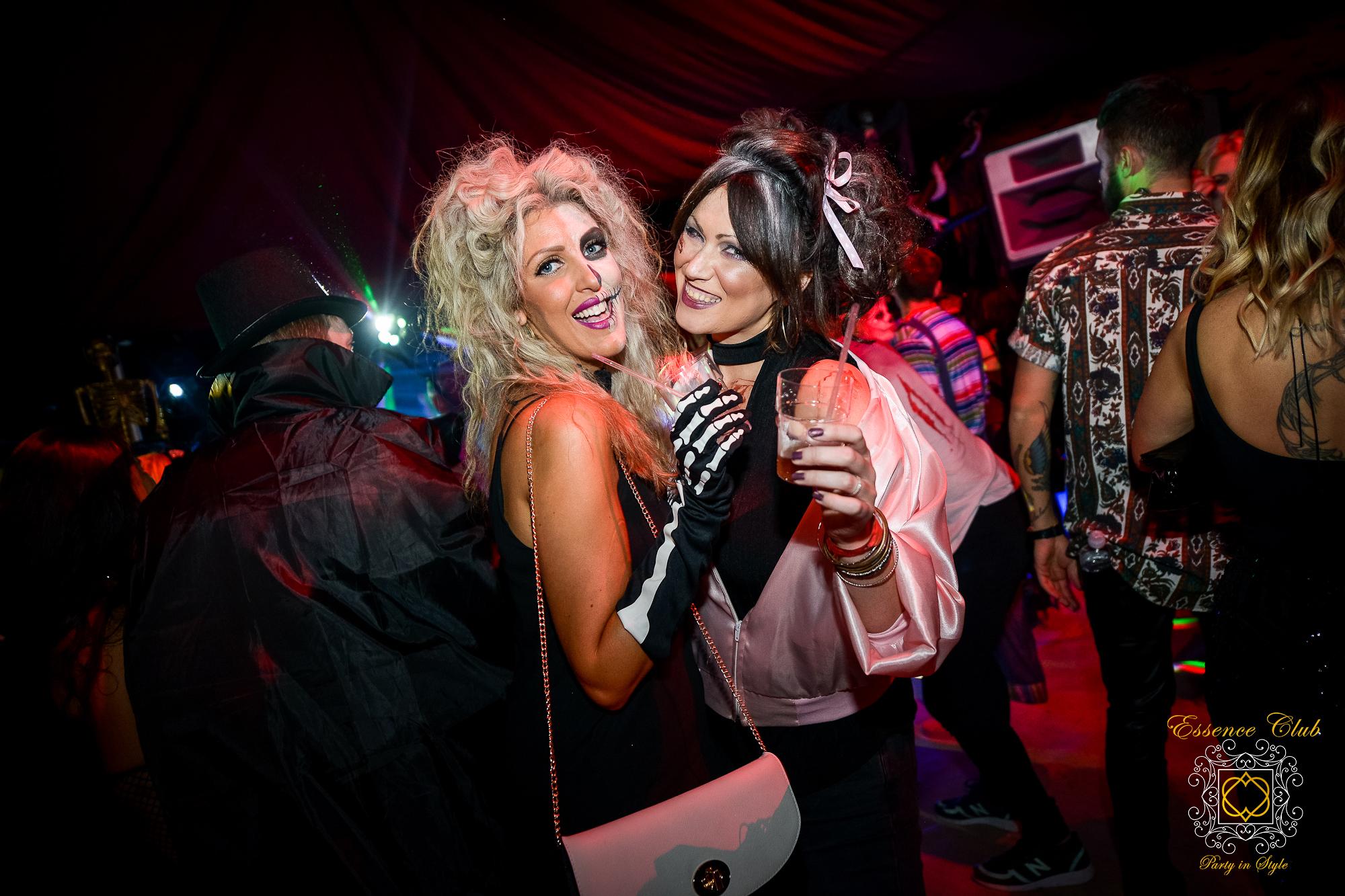 Halloween essence party night