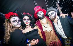 Halloween group parties