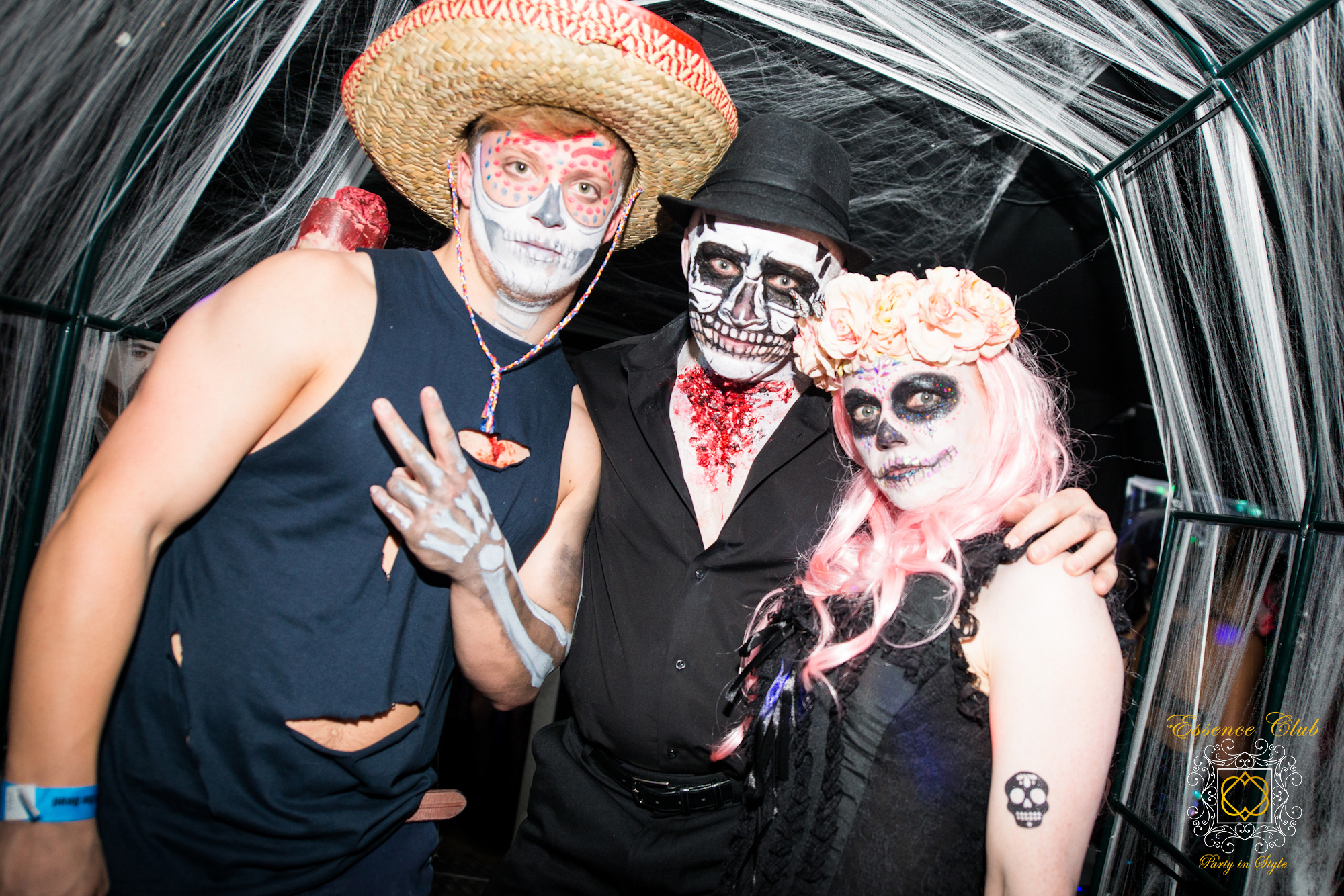 Halloween essence clubing