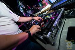 DJing Glitter Heaven