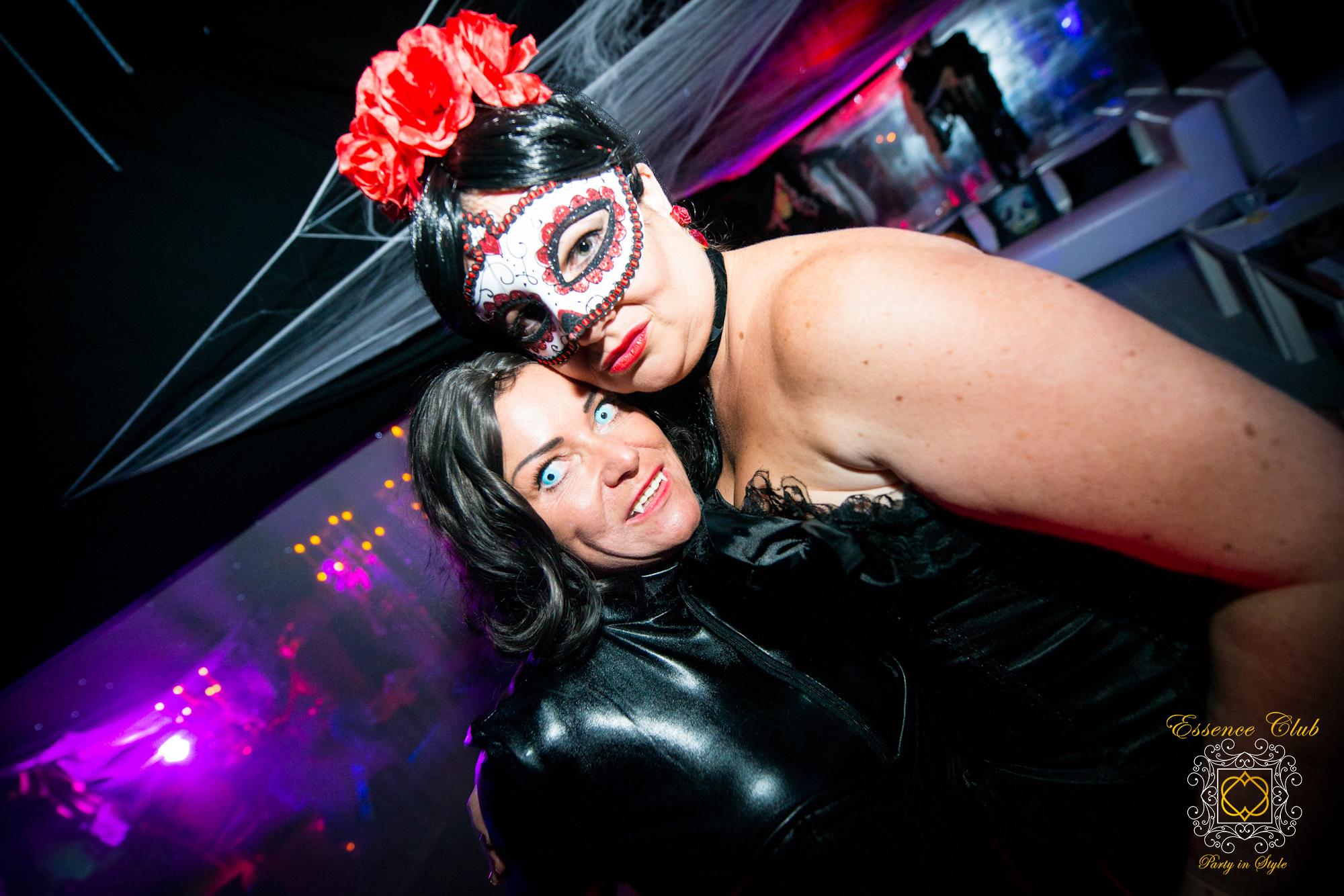 Halloween party venues
