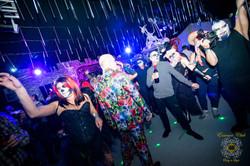 Underworld theme party Ascot