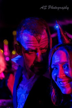 Bewitching halloween party pics