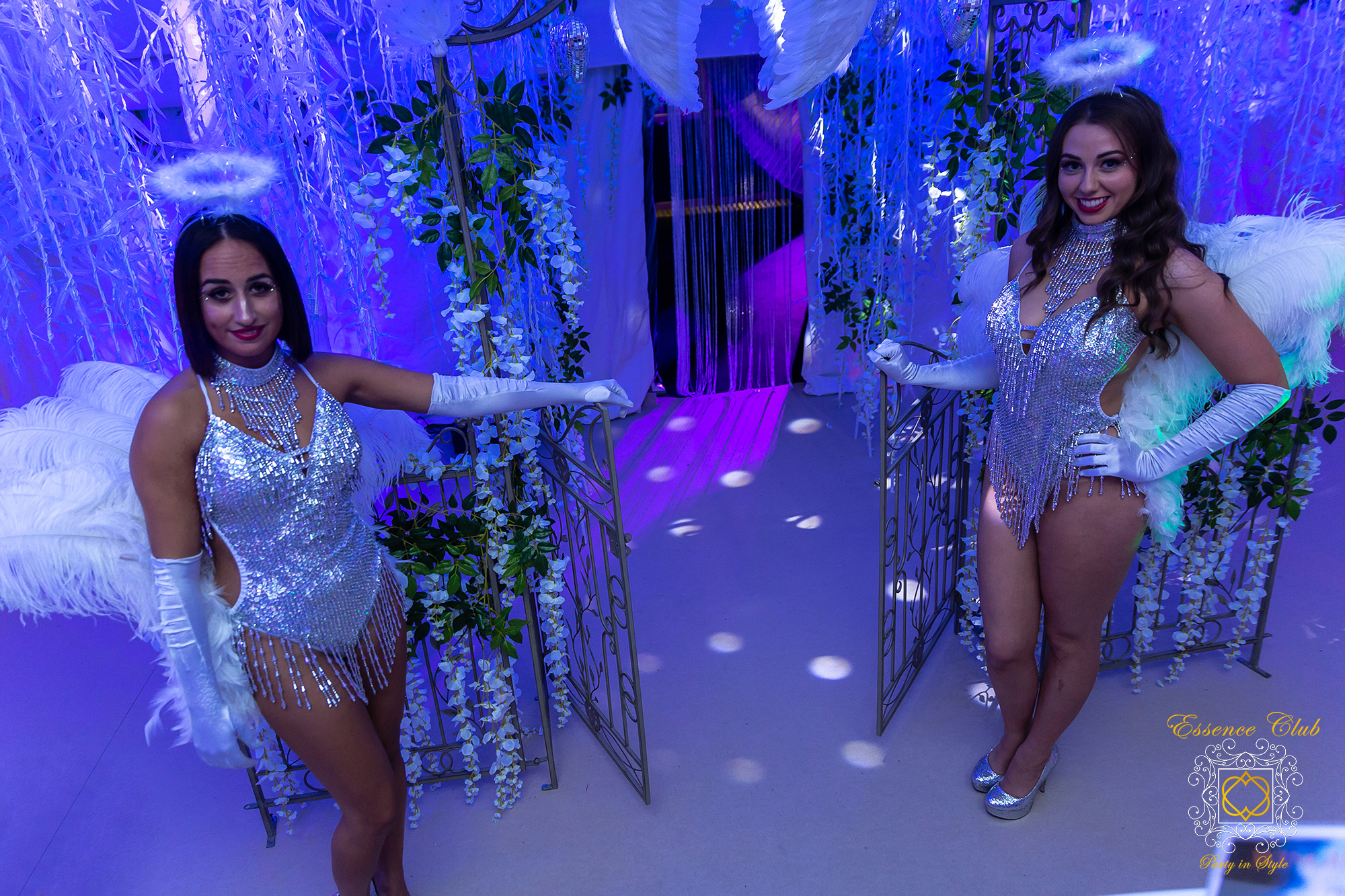 Heaven gate dancers