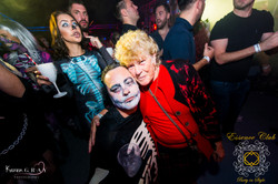 Halloween Party People