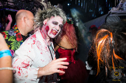 Halloween style party