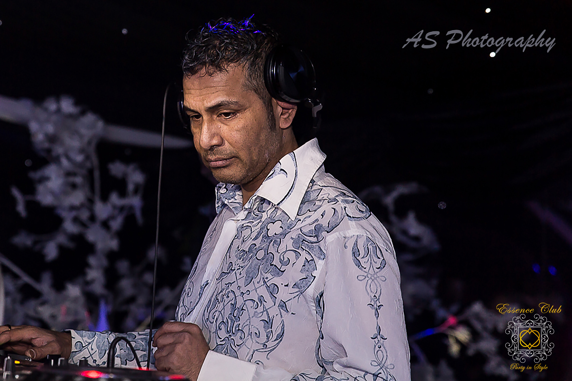 DJ Davey G Essence Club