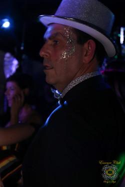 Glitter Top Hat Essence Club