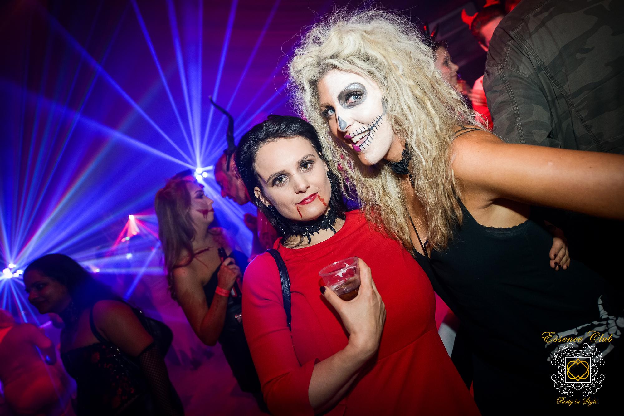 Essence club themed party night