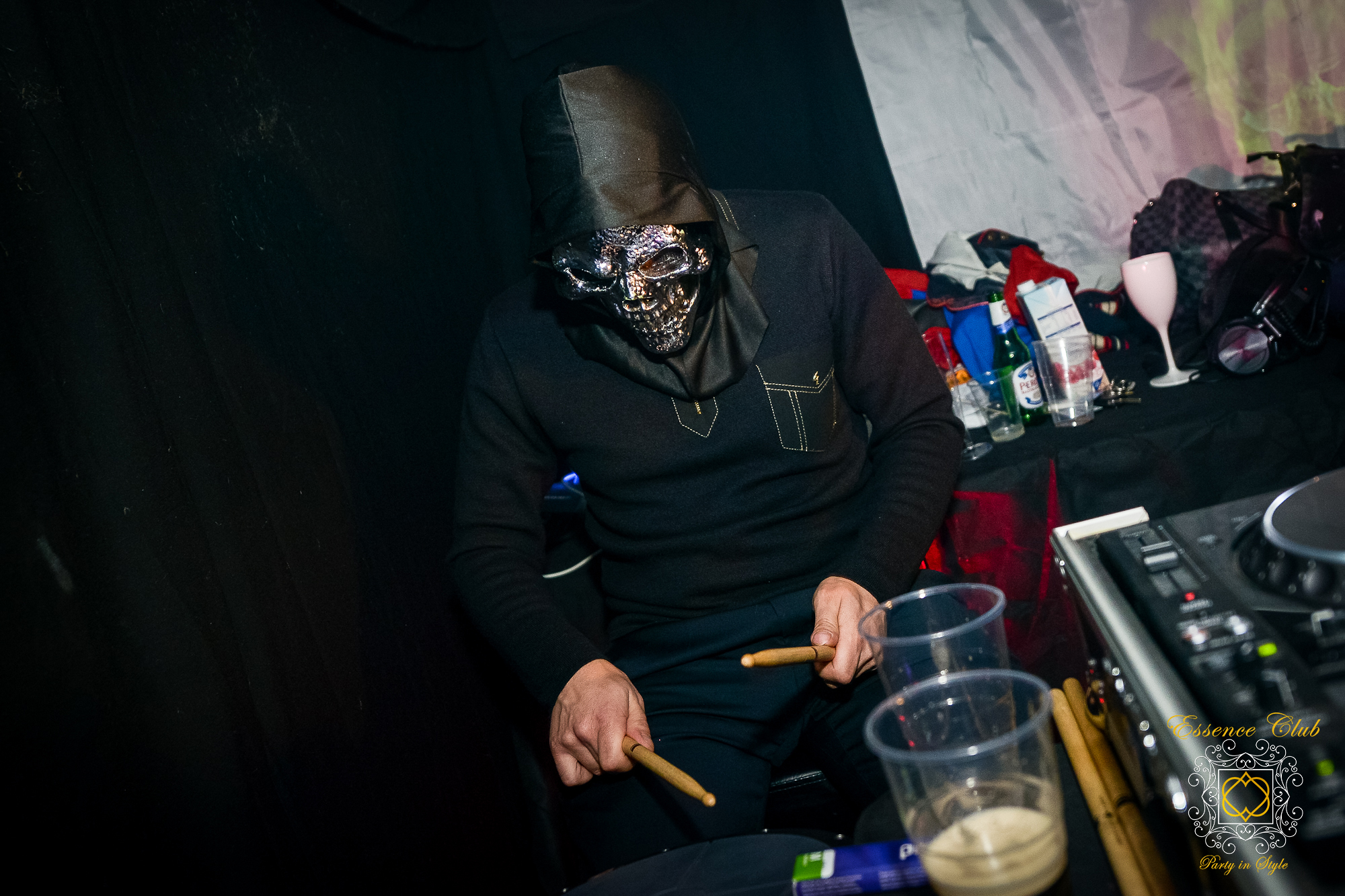 Mike bandoni percussionist