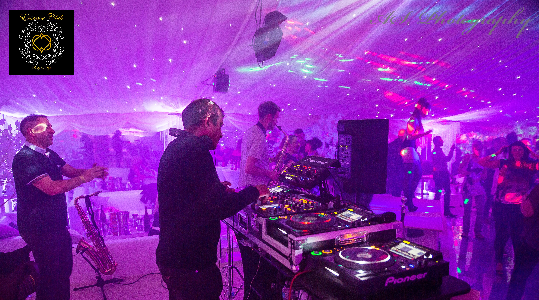Ravs Djing at Full moon party