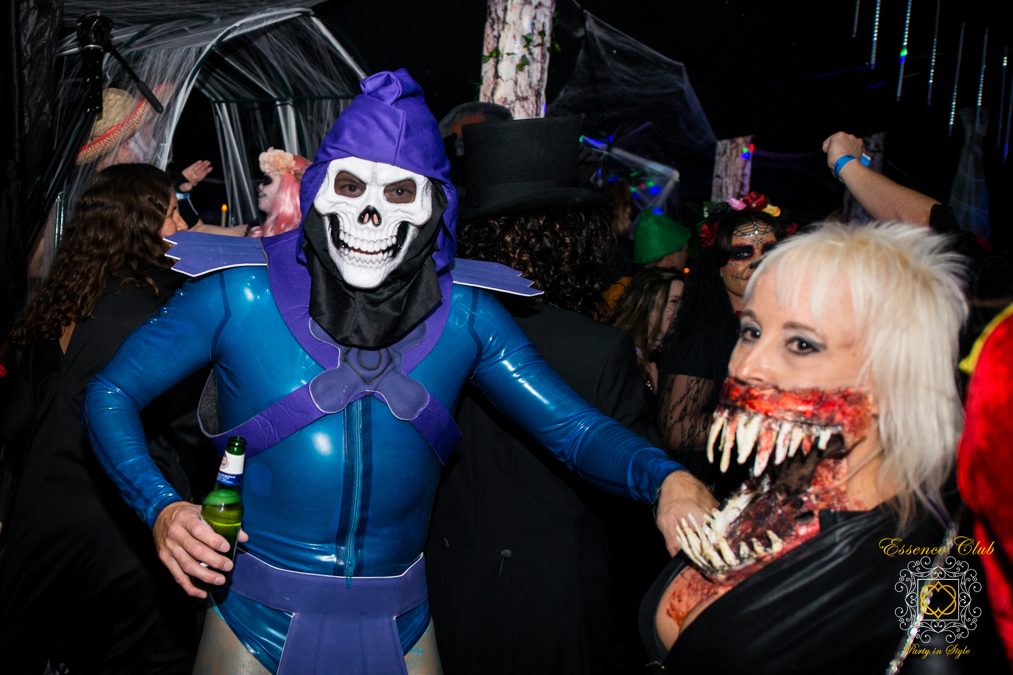 Halloween party dress