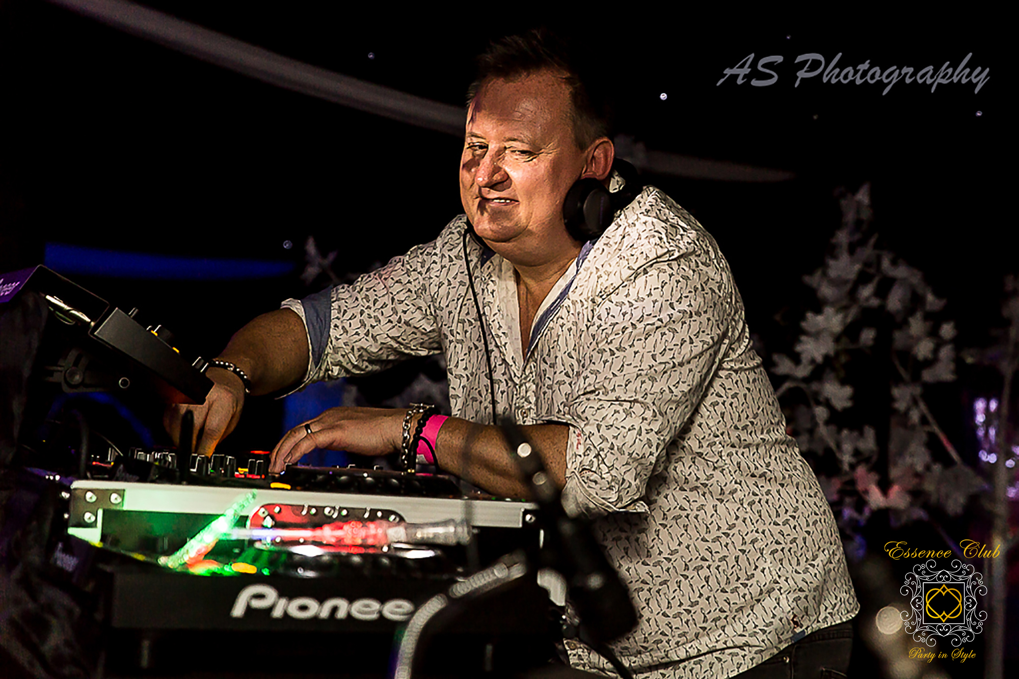 DJ Mark Doyle