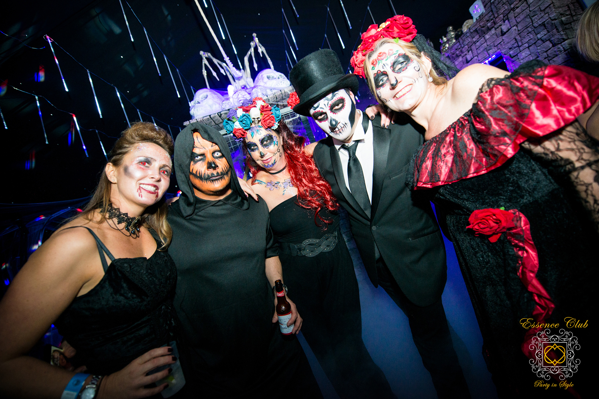 Underworld day of the dead events