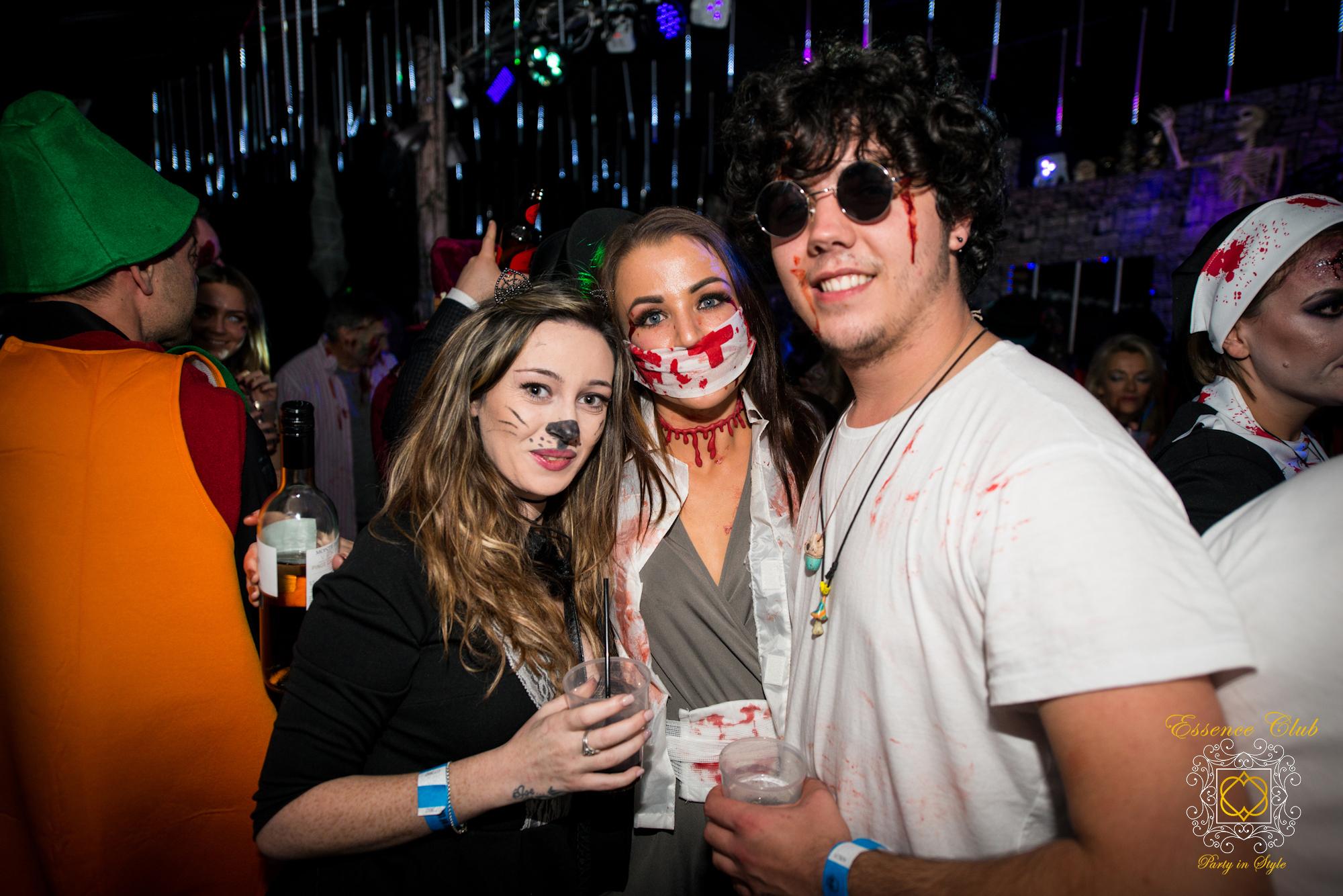 Halloween Essence Club